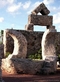Coral Castle Florida historical monument